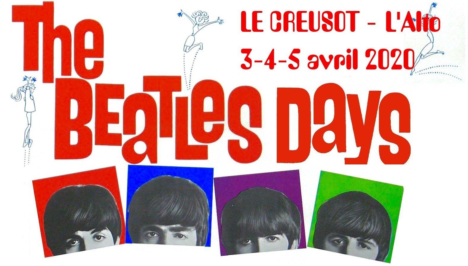 Beatles days Le Creusot